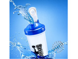 Plastic Water Shaker Bottle