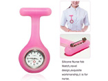 Wholesale Nurse Silicone Fob Watch