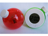 Reusable Digital LCD Screen Display Water Clock