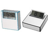Personalized Square Water Powered Clocks