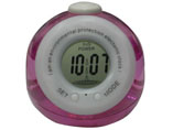 Environmental Protection Electronic Clock