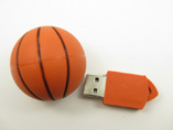 Basketball USB Flash Drive
