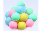 Colored Ping Pong Ball