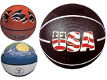 Promotional Rubber Toys Basketball