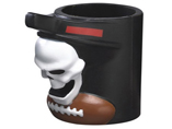 Skull Head Phone Holder Stress Ball
