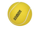 Pet toys rubber dog tennis ball