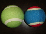 Promotion Chemical Fiber Felt Tennis Ball