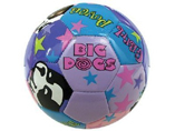 Custom Synthetic Leather Size 3 Soccer Ball