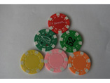 Plastic Casino Chips Tokens