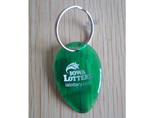 New style Mini Lottery Scraper With Keyring