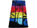 Cotton Jacquard Beach Towel Wholesale