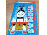 Supply printed cartoon picture beach towels