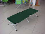 Hot sale folding beach bed sun bed