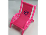 Custom logo Plastic mobile phone holder