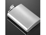 Stainless Steel Hip Flask 4 oz