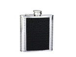 PU Leather Cover Hip Flask
