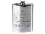 8oz Polishing Hip Flask