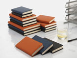 Office business leather notebook