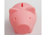 Customized PVC Piggy Bank
