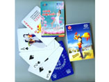 OEM printable Promotional playing Card