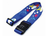3 digits Combination Travel Luggage Strap