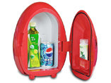 Portable car cooler mini fridge