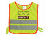 Safety Vest with Imprining Logo