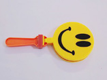 Wholesale Smile face clapper