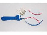 Sports ball cheering clapper