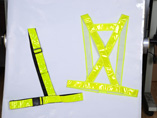 Promotional High Visibility Reflective Belt