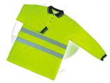 High Visibility Reflective Polo Shirts