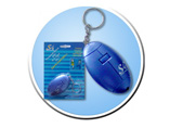 Wholesale Mini Guard Alarm Keychain