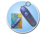 Panic Guard Alarm With Spotlight