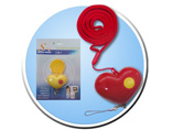 Heart Shape Personal Alarm Supplier