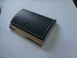 Wholesale Leather Cover Name Card Holder
