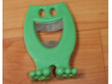 Customized Frog shaped Bottle Opener