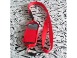 Fashional Cell Phone Neck Lanyard with Pouch