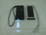 Promotional Torch Solar Charger
