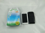 Promotional solar battery charger for iPhone