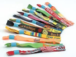 Promotional Woven Wristbands