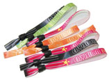 Wholesale Customized Woven Wristbands