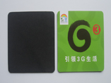 Advertising Square EVA Coasters