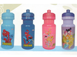 Cartoon Design Children Sport Water Bottle