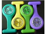 Waterproof Digital Silicone Nurse FOB Watch