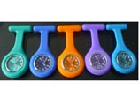 Customized Silicone Pocket FOB Nurse Watch