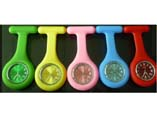 Customized Personalized Silicone Nurse FOB Watch Fo