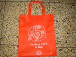 Non Woven Bag With Screen Printing