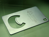 Laser Engrave Metal Bottle Opener