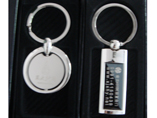 Promotional Metal Keyring With Logo For Gifts