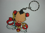 Custom Soft PVC Keychain